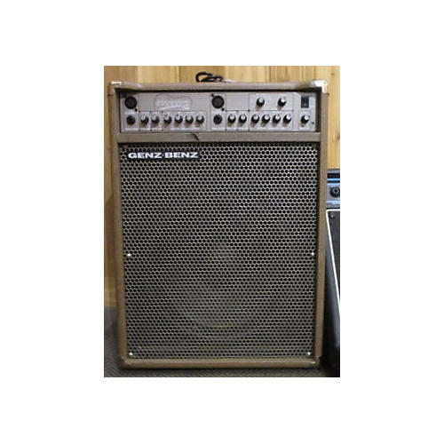 In Store Used Genz Benz Acoustic 100 Acoustic Guitar Combo Amp-thumbnail