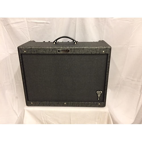 Fender George Benson Signature Hot Rod Deluxe 40W Tube Guitar Combo Amp-thumbnail