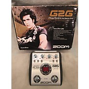 Zoom George Lynch G2G Effect Processor