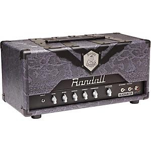 Randall George Lynch Headhunter 50 Watt Tube Guitar Amp Head