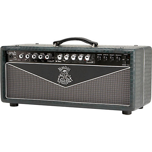 Randall George Lynch Signature Lynch Box Series RM50HLB2 50W Tube Guitar Amp Head
