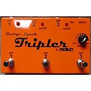 Morley George Lynch Tripler Boost Effect Pedal