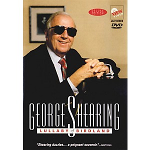 View Video George Shearing - Lullaby of Birdland DVD Series DVD Performed b...