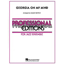 Hal Leonard Georgia on My Mind Jazz Band Level 5 Arranged by Nestico
