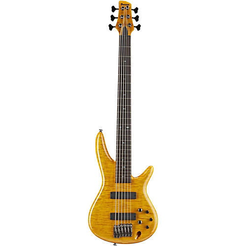 Ibanez Gerald Veasley Signature 6-String Electric Bass Guitar--thumbnail