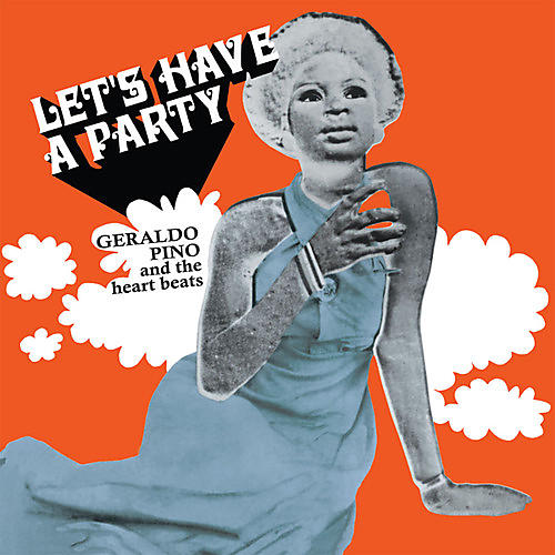 Alliance Geraldo Pino & Heartbeats - Let's Have A Party