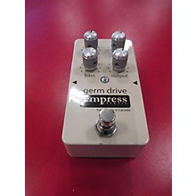 Empress Effects Germ Drive Analog Overdrive Effect Pedal