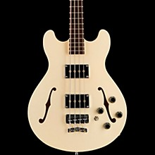Warwick German Pro Series Star Bass Electric Bass Guitar Cream
