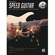 BELWIN German Schauss's Speed Guitar Book & Online Audio & Video