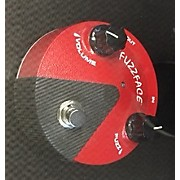 Dunlop Germanium Fuzz Face Mini Red Effect Pedal