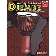 Hal Leonard Getting Started On Djembe (Book/DVD)