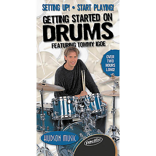Hudson Music Getting Started on Drums Volumes 1 and 2 (Video)-thumbnail