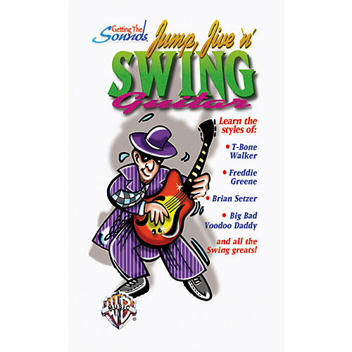 Alfred Getting The Sound - Jump, Jive 'n' Swing Guitar (Video)-thumbnail