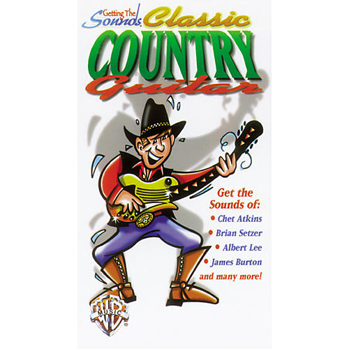 Alfred Getting The Sounds - Classic Country Guitar Video