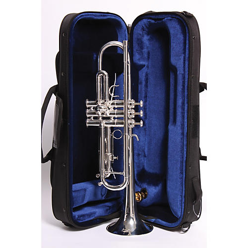 Getzen Getzen 590-S Capri Silver Trumpet with Accessories Value Pack-thumbnail