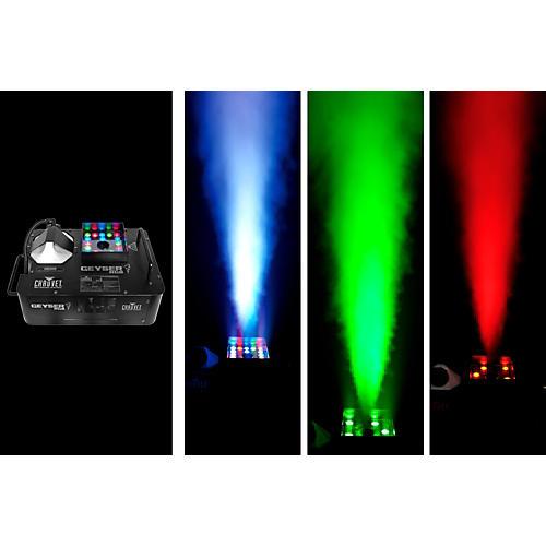 CHAUVET DJ Geyser RGB Fogger Effect-thumbnail