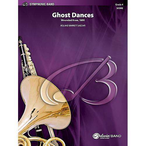 BELWIN Ghost Dances Grade 4 (Medium)-thumbnail
