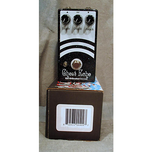 Earthquaker Devices Ghost Echo Reverb Effect Pedal-thumbnail