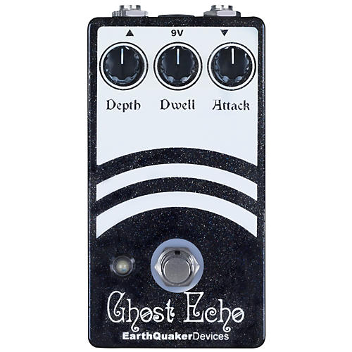 Earthquaker Devices Ghost Echo Reverb Guitar Effects Pedal-thumbnail