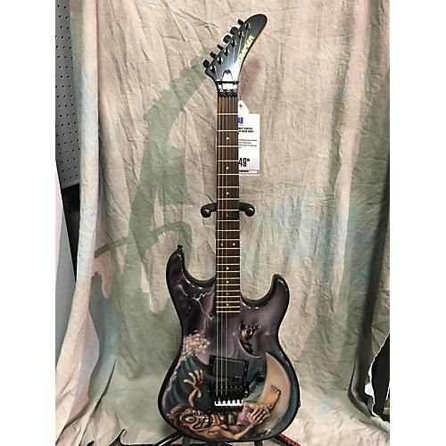 Kramer Ghost Surfer Solid Body Electric Guitar-thumbnail