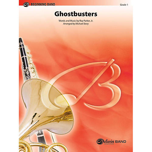 BELWIN Ghostbusters (from Ghostbusters) Grade 1 (Very Easy)