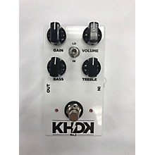 KHDK Ghoul Screamer Effect Pedal