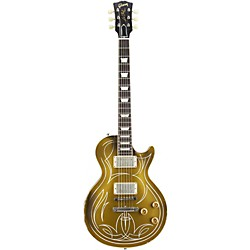 Gibson Custom Billy Gibbons Les Paul Goldtop Aged Electric Guitar (LPR7BGAAGNH1)