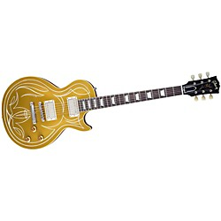 Gibson Custom Billy Gibbons Les Paul Goldtop VOS Electric Guitar (LPR7BGVOAGNH1)