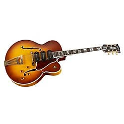 Gibson Custom Super 400 Hollowbody Electric Guitar with Triple P-90s (CQ-C4558)