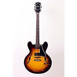 Gibson ES-335 Dot Plain-top Electric Gtr w/ Gloss Finish