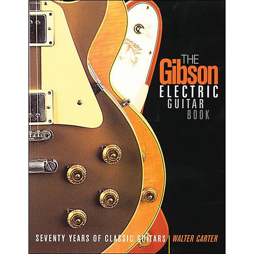 Backbeat Books Gibson Electric Guitar Book-thumbnail