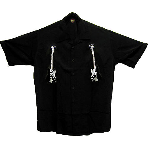 Dragonfly Clothing Company Gibson Embroidered DF SG Shirt-thumbnail