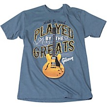 Gibson Gibson Played By The Greats Vintage T-Shirt