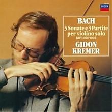 Gidon Kremer - Bach: Sonatas & Partitas