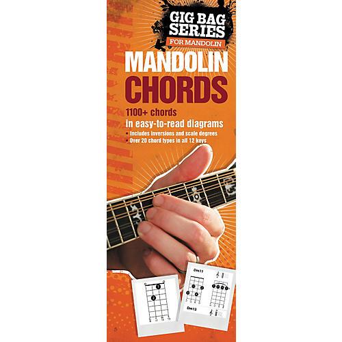 Music Sales Gig Bag Book of Mandolin Chords-thumbnail