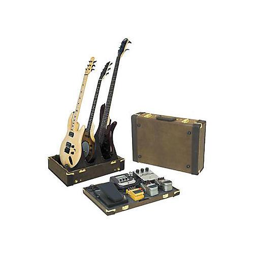Musician's Friend Gig Box Jr. Pedal Board Guitar Stand-thumbnail