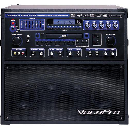 VocoPro Gig-Man Pro Karaoke Machine-thumbnail