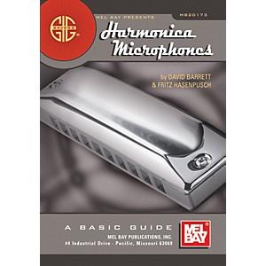 Mel Bay Gig Savers: Harmonica Microphones Book by Mel Bay