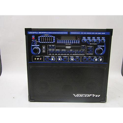 VocoPro Gig Star Kareoke Digital Mixer