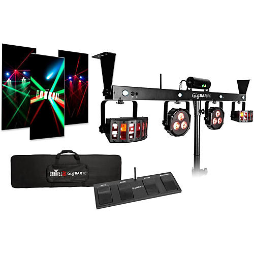CHAUVET DJ GigBAR IRC 4-in-1 Lighting Effect-thumbnail