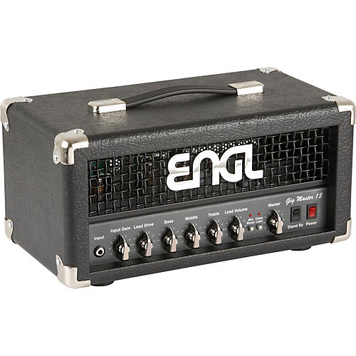 Engl GigMaster 315 15W Tube Guitar Amp Head Black