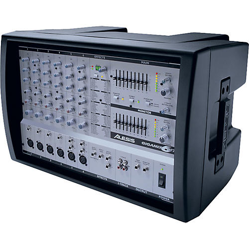 Alesis GigaMix 6FX Powered Mixer-thumbnail