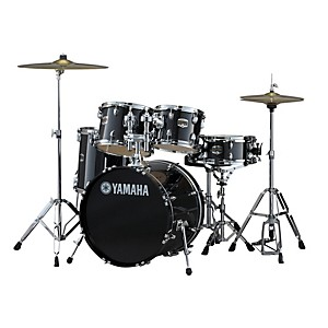 Yamaha Gigmaker 5-Piece Drum Set with 20 inch Bass Drum