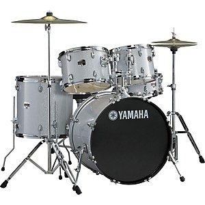 Yamaha Gigmaker 5-Piece Standard Drum Set with 22 inch Bass Drum