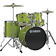 "Yamaha Gigmaker 5-Piece Standard Drum Set with 22"" Bass Drum"