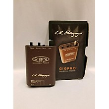 LR Baggs Gigpro Guitar Preamp