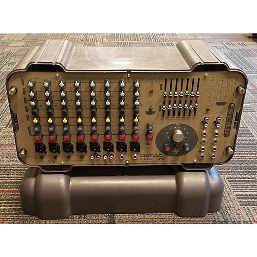 Soundcraft Gigrac 1000 Powered Mixer-thumbnail