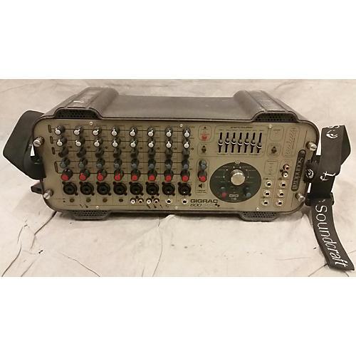 Soundcraft Gigrac 600 Powered Mixer-thumbnail