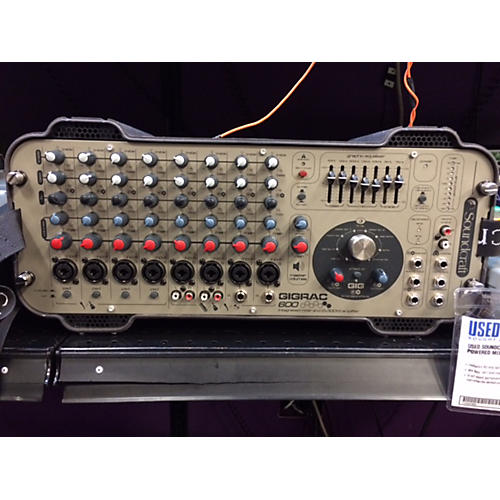 Soundcraft Gigrac 600 Powered Mixer