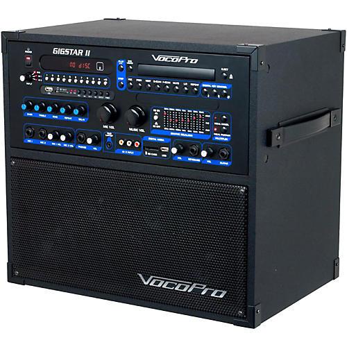 Vocopro Gigstar Ii Portable 100w 4 Channel Pa Karaoke